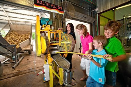 The Mackay Sugar Shed is an entrant in the 2016 Queensland Tourism Awards.