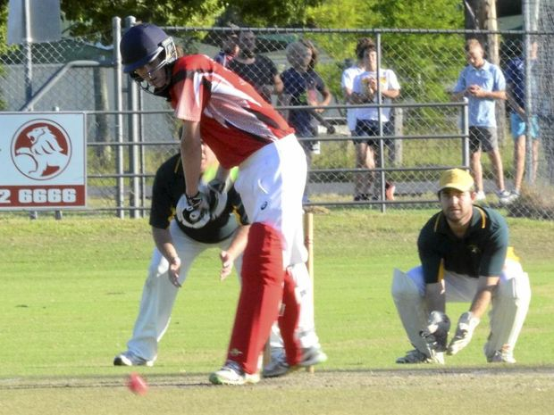 Dylan Cleaver will now become a senior member of the South Services night cricket team as they look to develop their burgeoning juniors.