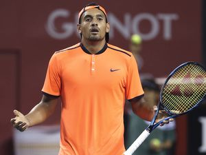 Nick Kyrgios banned after Shanghai Masters behaviour