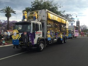 2015 Jacaranda Float Parade