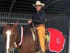 Chinchilla horseman reining champ