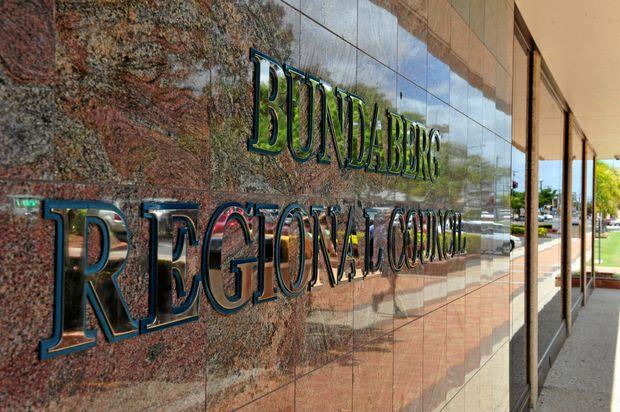 COUNCIL: Bundaberg Regional Council building.