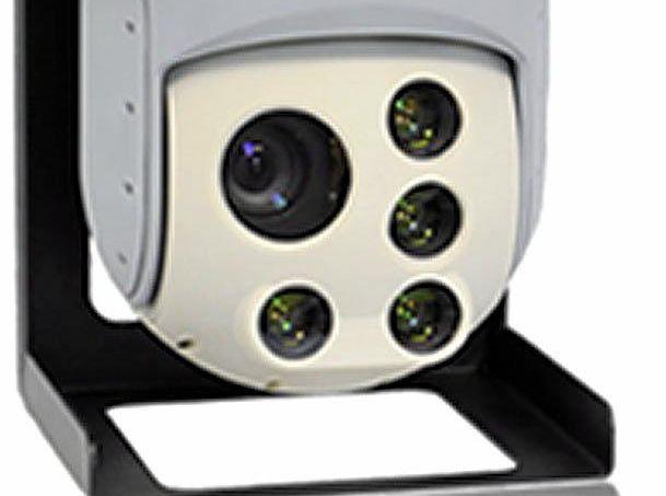 The Shark Eye Camera.