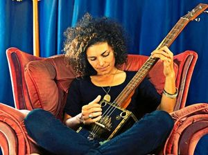 COOL MUSICAL STYLINGS: Catch Andrea Kirwin at Solbar, Maroochydore, on Sunday, October 23.