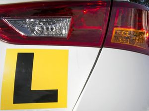Learner driver fined for dangerous burnouts near mum and bub
