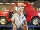 Rare Vespa car up for auction