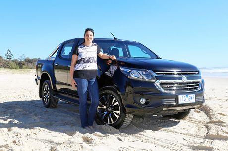 Amelinda Watt, GM Holden Lead Development Engineer