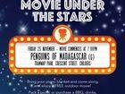 Free Community Movie under the stars.