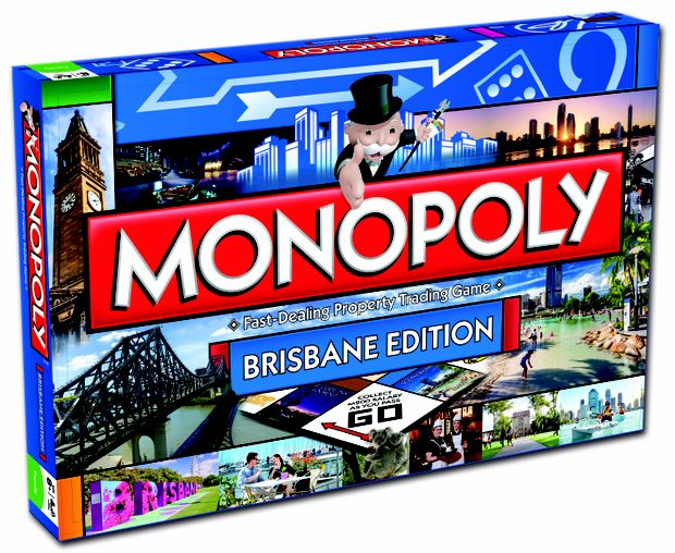Brisbane? Where is regional Queensland's edition?