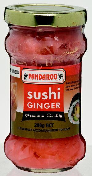 Pandaroo ginger