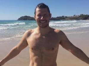 Jason Dundas at Cabarita Beach