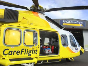 The AW139 helicopter already operational in the RACQ LifeFlight fleet.