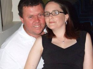 The Facebook profile of Jodie Jeffs Spears, pictured with her husband James Spears.