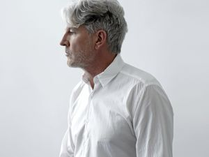 Singer Tim Finn has written the music for theatre production Ladies in Black.