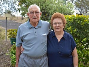 Toogoolawah couple celebrate rare diamond anniversary