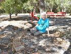 Labyrinth lovers lose themselves on Bribie Island