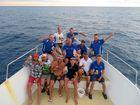 FISHING: Tucabia boys enjoys week on the high seas