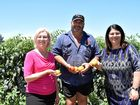 IN BUNDABERG'S tight-knit farming community, everyone knows somebody affected by a workplace accident.