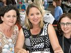 Raising money for HeartKids are (from left) Lyndal Brown, Jane Maclean and Tish Doran.