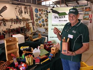 Sale to support Ipswich Men's Shed