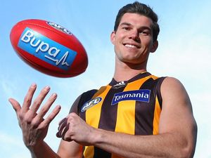 Hawks finally get their man O'Meara