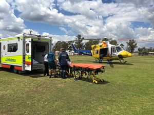 LifeFlight makes second mission to Western Downs