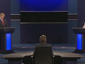 Highlights of Third Clinton/Trump Debate