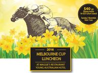 Experience the excitement of Melbourne Cup right here in Bundaberg and make a difference in the fight against cancer!
