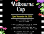 It's Melbourne Cup time - the race that stops the nation! To celebrate Rangers Rugby Club are holding an event at the Ballymore Room at Gold Park.