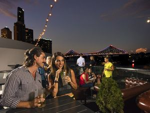 Wine and dine your way around Brisbane this summer