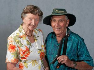 Famous Coast Gardeners Valerie and Gerry Zwart.