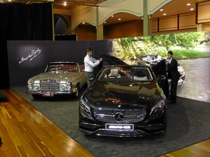 Can't make it to Motorclassica? Here's your ticket