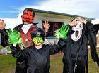 CALOUNDRA resident creates a list of 'safe houses' to keep kids safe this Halloween.