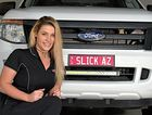 EVERYTHING BIG: Maddison Lawrence is launching an Australian-first chip protection film for trucks and luxury cars.