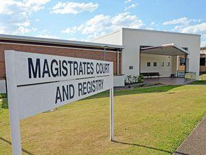 Drunken outburst over 'bludging' partner ends in court