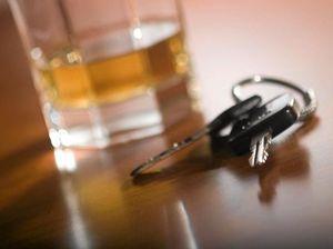 Toddler was in back seat during drunken car crash
