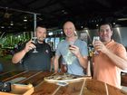 A supergroup of Bundaberg businessmen are working with a winning combination of beer and meat.