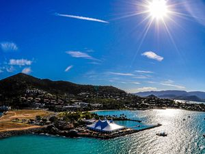 What catches your eye in the Whitsundays?
