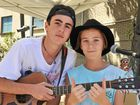 Brothers Tim and Sam Aitken will be taking to the stage as Hoo8Hoo in Gympie this weekend.
