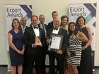 JONDARYAN-based Stockyard has been recognised for its export success taking out the Agribusiness award at the Premier Of Queensland's Export Awards.