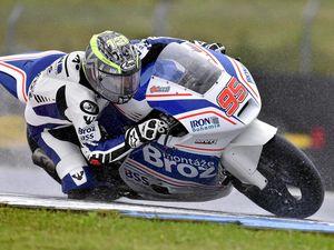 Maryborough rider up against best at Australian Grand Prix