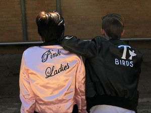The Pink Ladies and T-birds will be entertaining crowds at Alstonville High School.