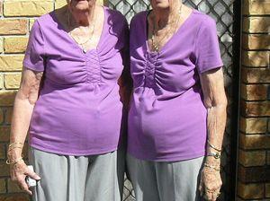 Double delight for twins' magic milestone