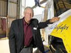 HIS name may be on the hangar but even Clive Berghofer has been kept in the dark about RACQ LifeFLight's fleet review.