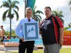 SURF Life Saving Queensland gave Mackay Regional Council an excellence award for 25 years of support.