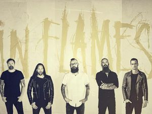 In Flames are super 'proud' of new album