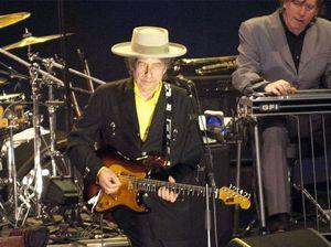 Bob Dylan acknowledges Nobel Prize win