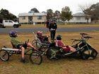 Border billy cart clash postponed due to rain
