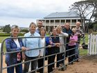 THE children of Glengallan Homestead's last inhabitants arrived in Warwick this weekend demanding one thing; to bring back the iconic building's gates.