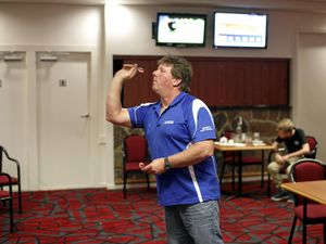 Stanthorpe Darts final, October 2016
